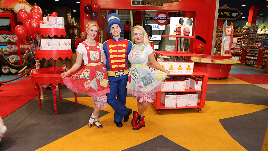 Hamleys Toy Shop Fancy Dress
