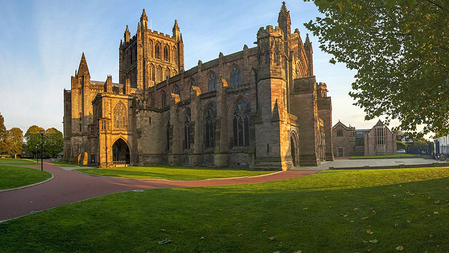 Hereford Cathedral Places To Go Lets Go With The Children