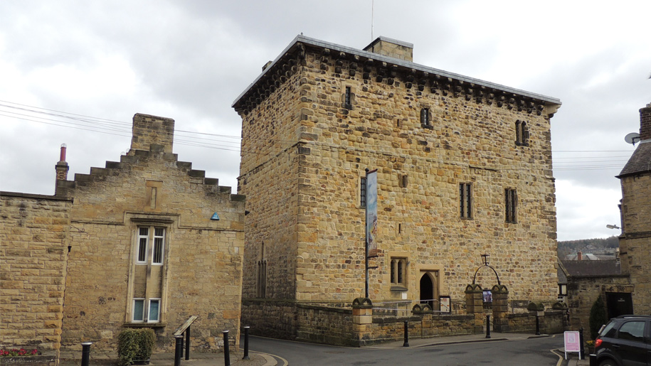 gaol prison building