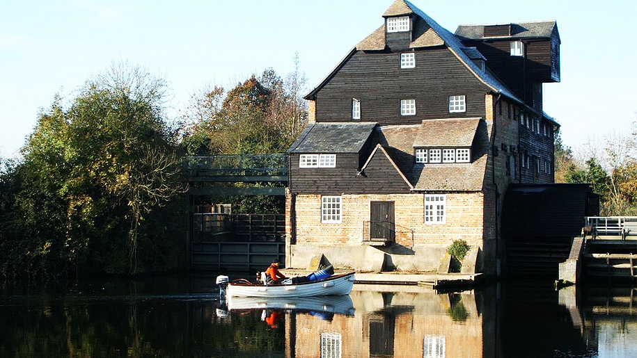 houghton mill house