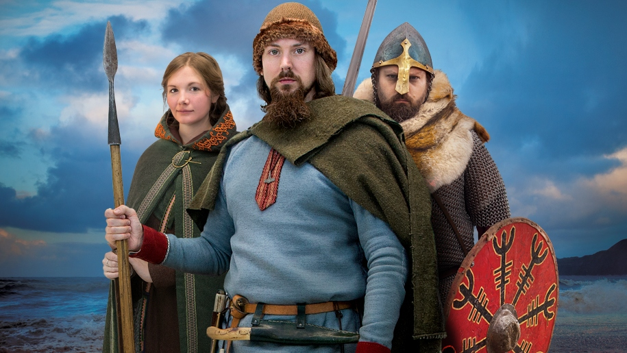 Jorvik Viking Centre character dress up