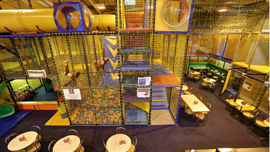 soft play centre