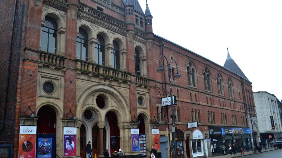 grand theatre entrance