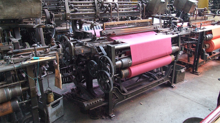 cotton press