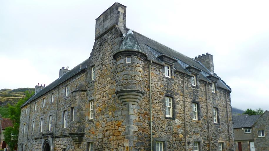 mestrie castle