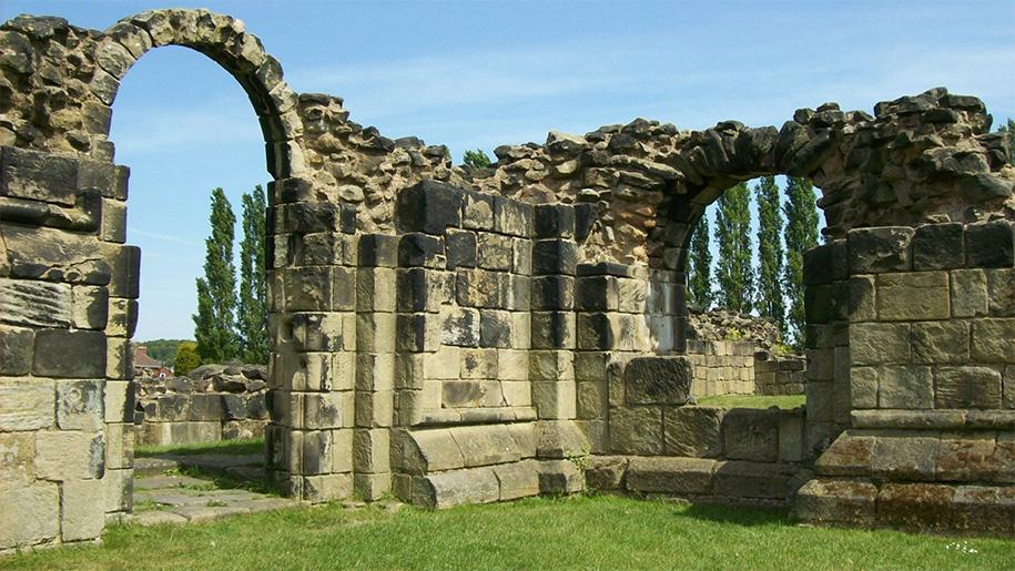 monk bretton ruins
