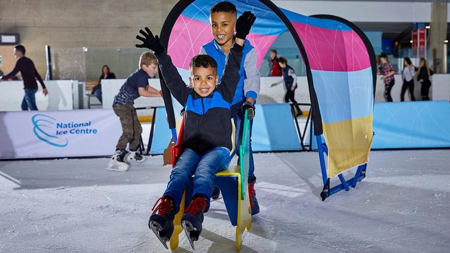 boys skating