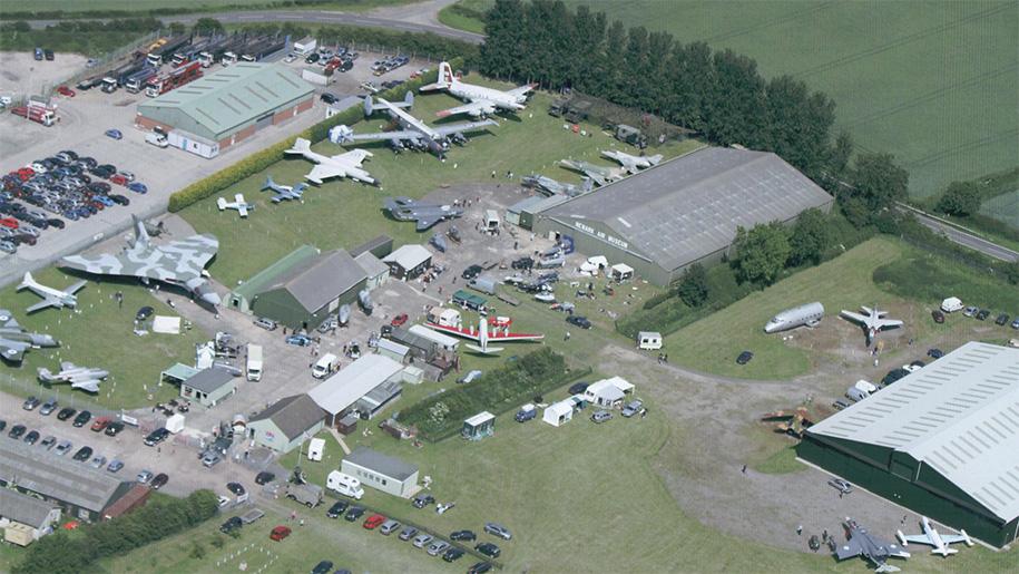 neward air museum
