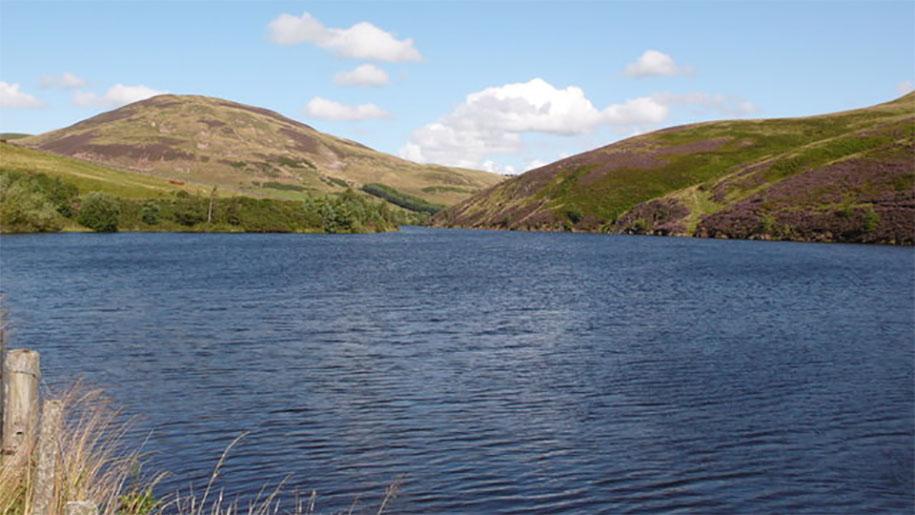 view of loch