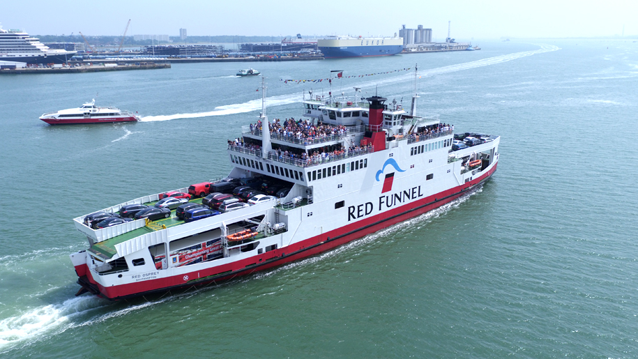 Red Funnel Ferries Southampton Places To Go Lets Go With The Children
