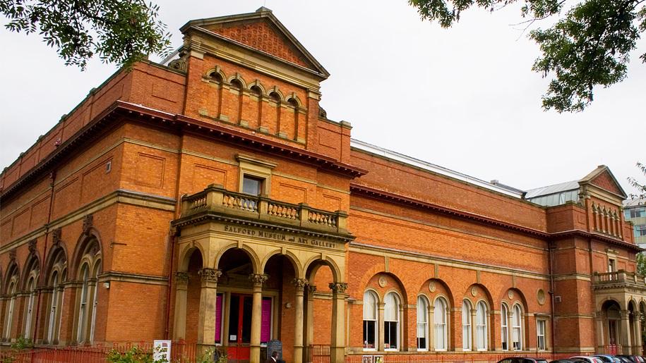 salford museum art gallery