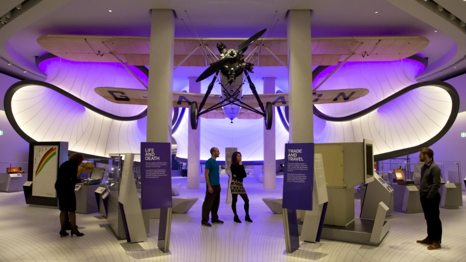 The Winton Gallery at Science Museum