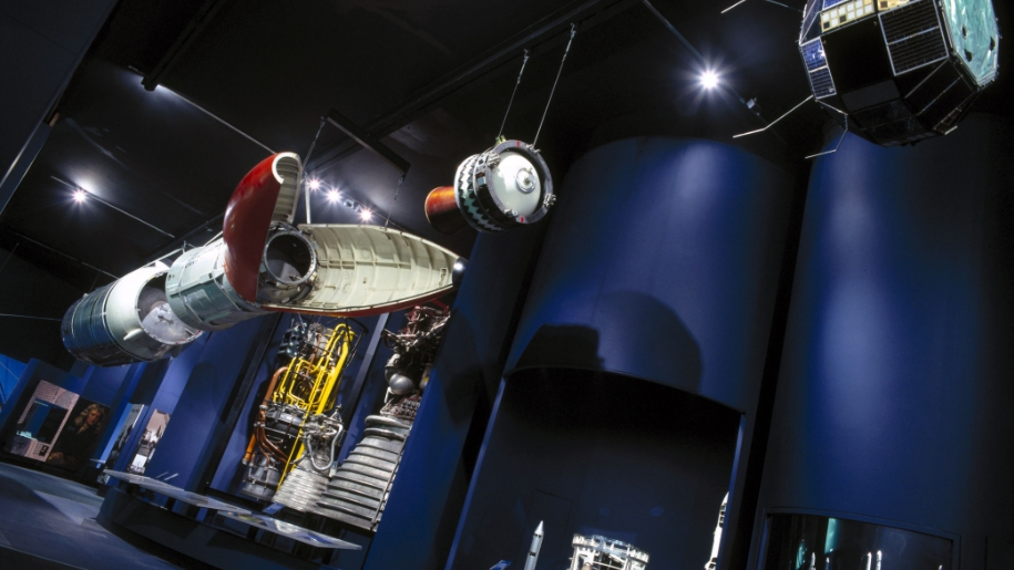 Exploring space at Science Museum