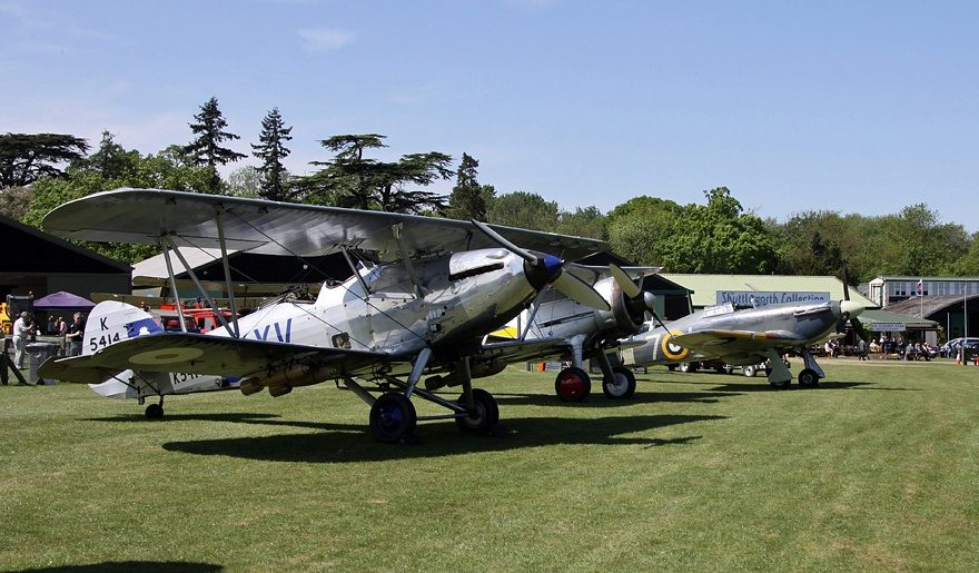 Shuttleworth Collection planes