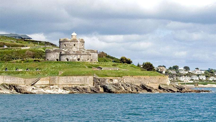 castle across the water