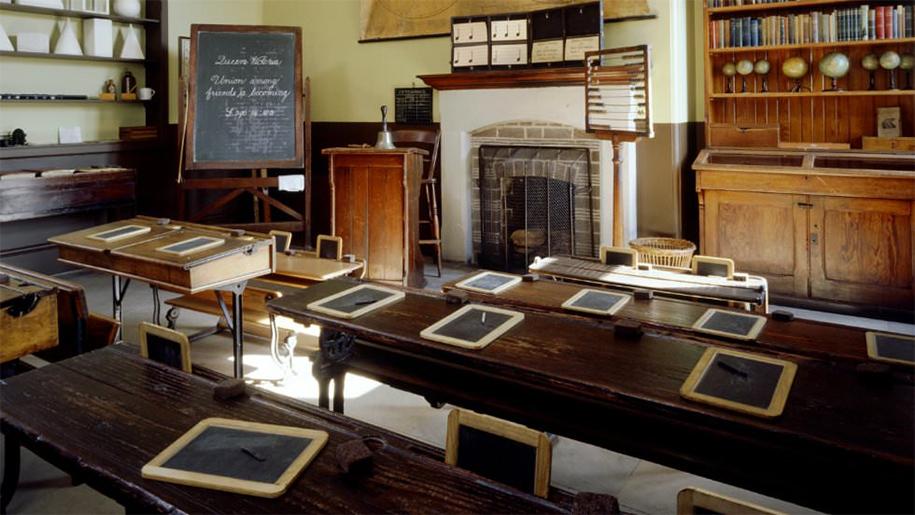 school room museum of childhood