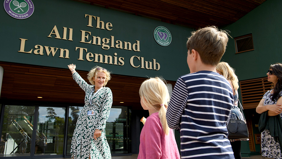 entry to wimbledon