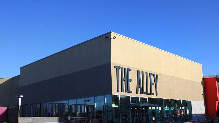 the alley arts centre