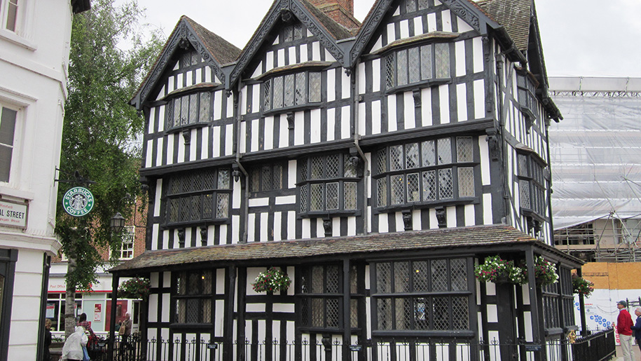 the old house hereford