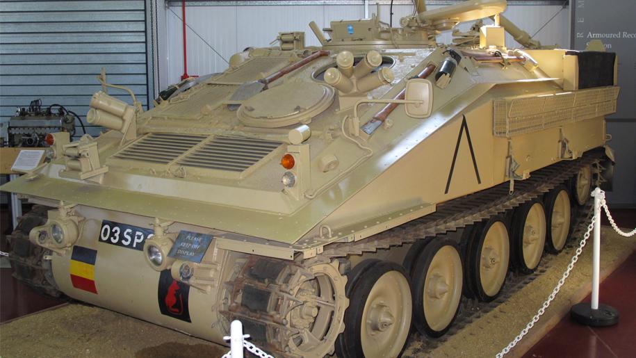 tank exhibit