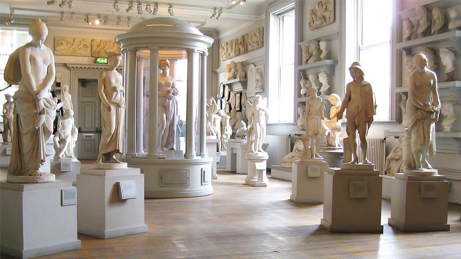 statue gallery