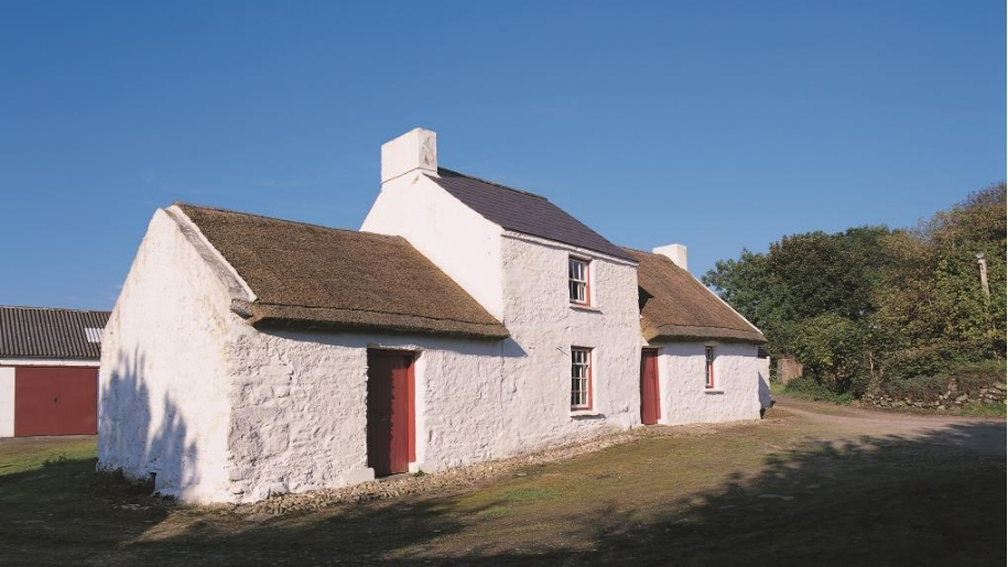 wilson ancestral home