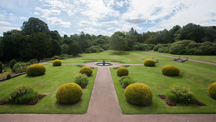 wortley hall gardens