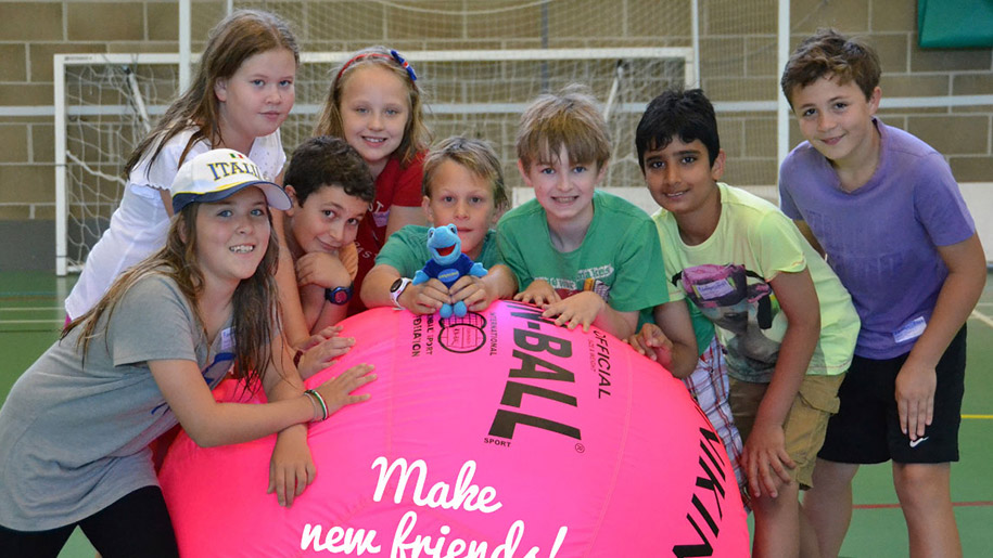 Barracudas Day Camps for kids
