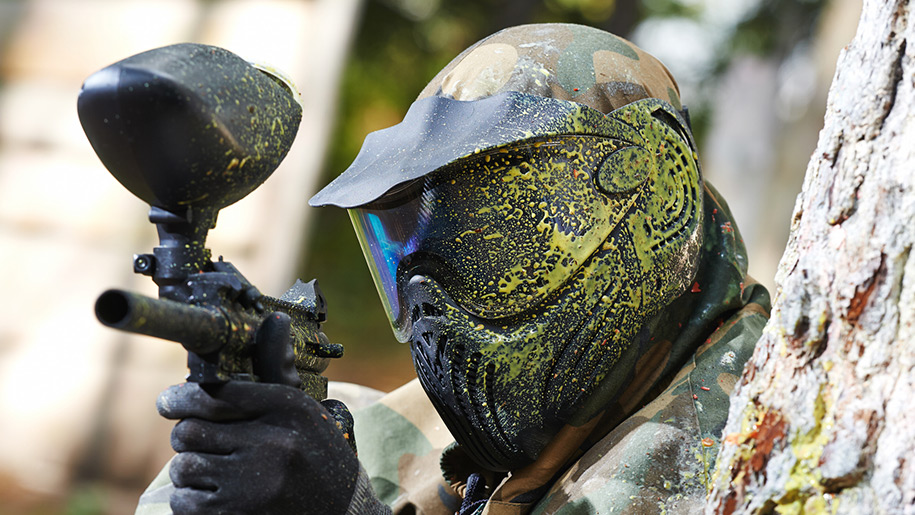 Force 10 Paintball