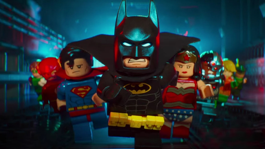 Lego batman Movie film image