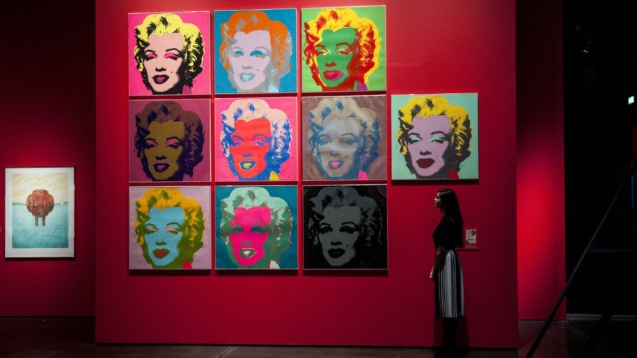 British Museum Andy Warhol