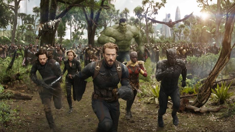 Avengers Infinity War Film
