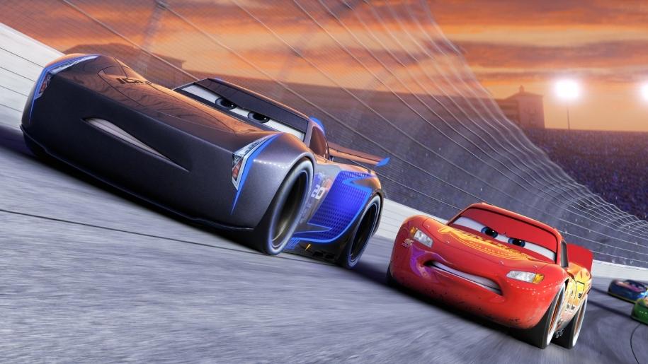 Cars 3 film