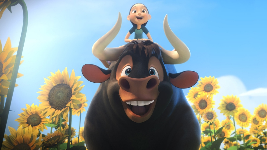 ferdinand bull and girl film