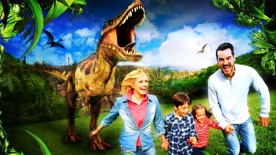 paradise wildlife dinosaur