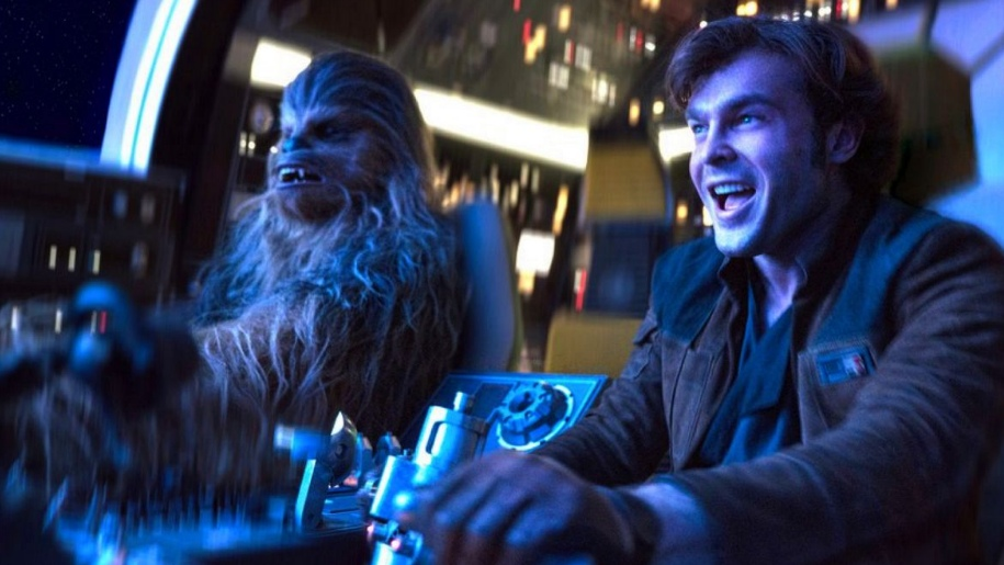 Solo Star Wars Film