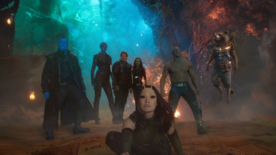 guardians of the galaxy family films