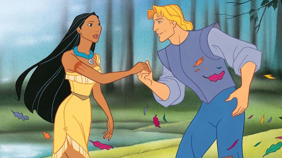 Pocahontas film still