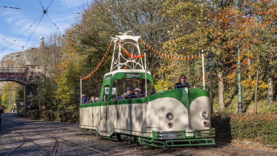 crich tramway boat