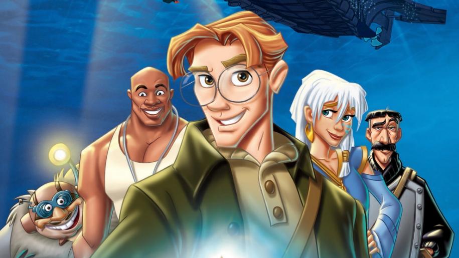Atlantis the lost kingdom film