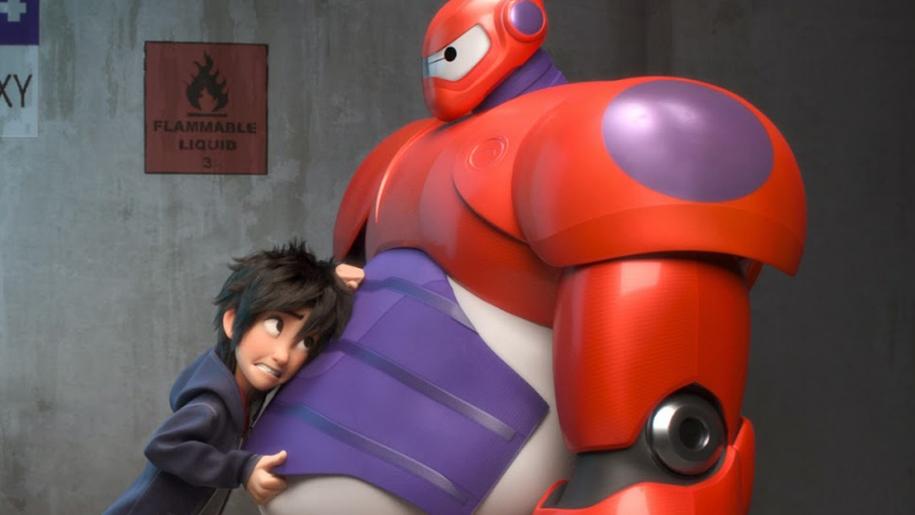 Big hero 6 film