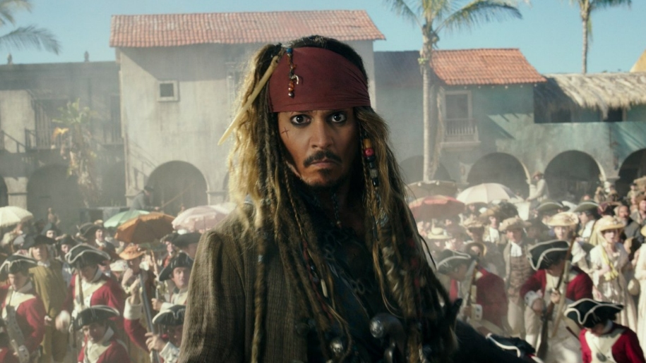 Pirates of the Caribbean: Salazar's Revenge family films