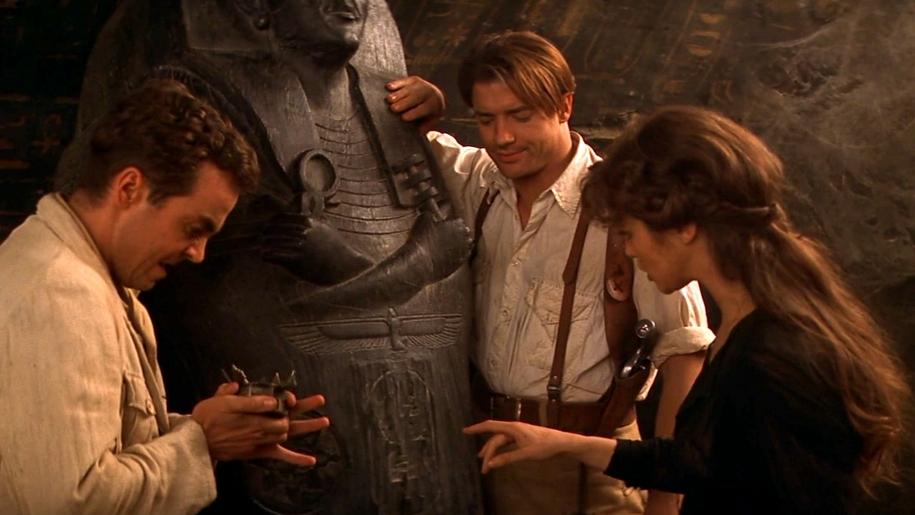 The mummy film