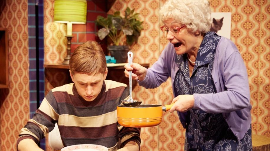gangsta granny production