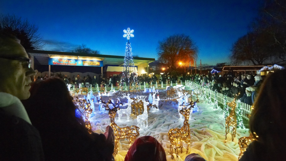drusillas park christmas lights