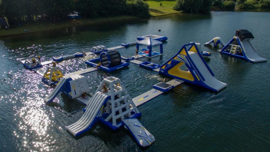 Aqua Park inflatables