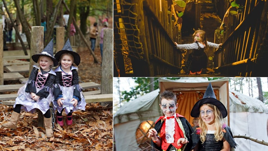 Halloween at Bewilderwood