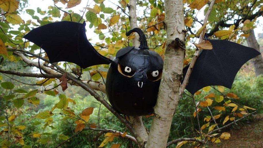 Halloween at Exbury Gardens