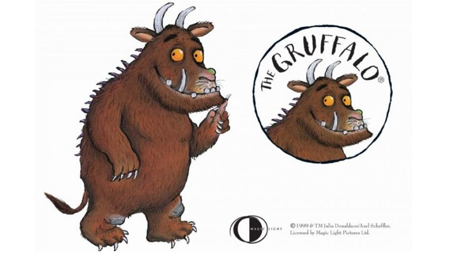 Gruffalo at Kent Life