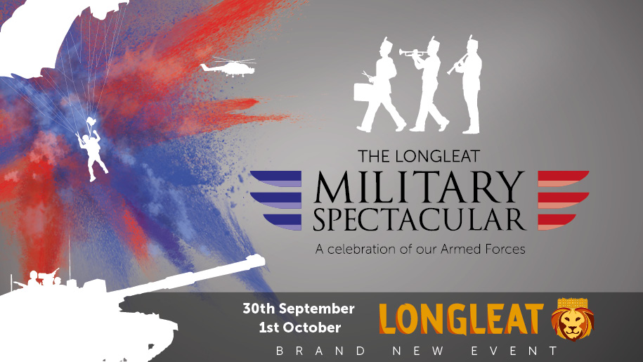 Longleat Military Spectacular